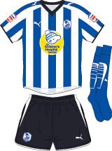 Sheffield Wednesday FC Home Kit