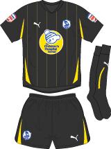 Sheffield Wednesday FC Away Kit