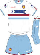 West Ham United Away Kit